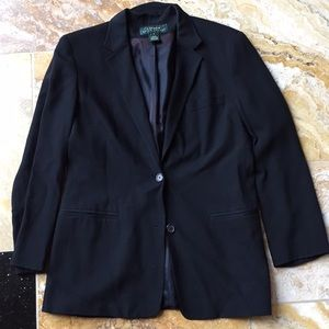 Ralph Lauren fitted jacket size 8